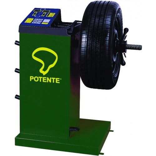 Balanceadora de Pneus Manual POTENTE