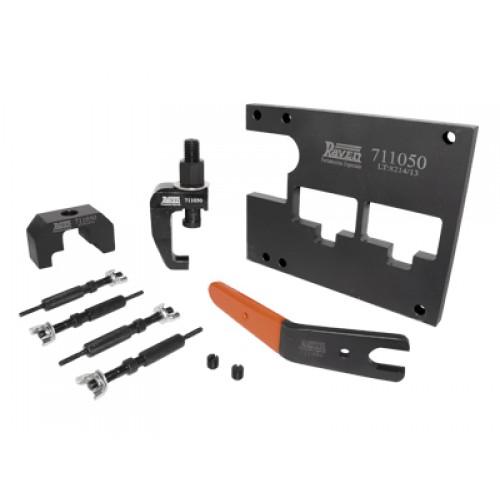 Conjunto de ferramentas para Extrair os Injetores do Motor Mercedes
