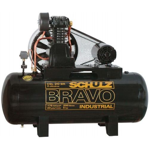 Compressor Bravo CSL Schulz 20/200