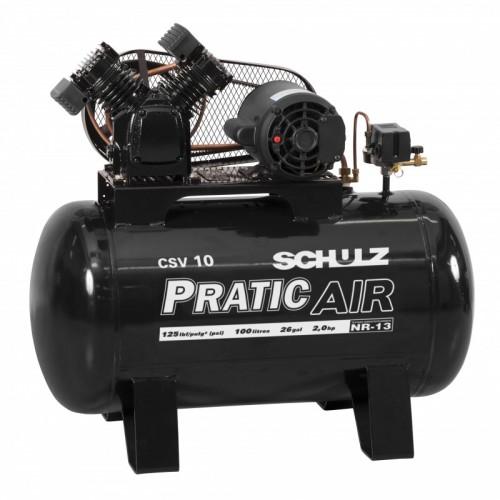 Compressor Pratic Air CSV 10/100 Schulz