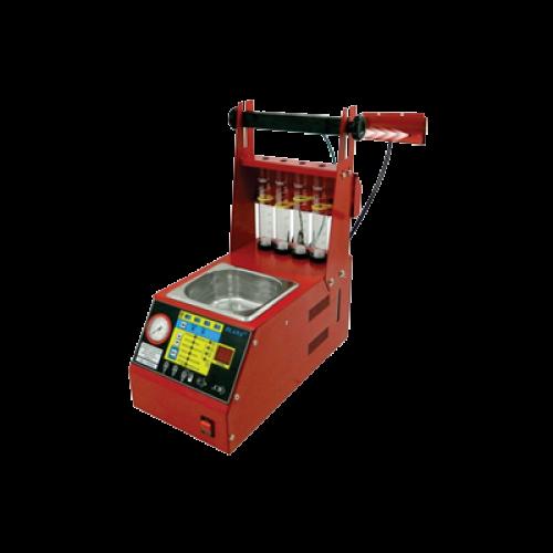 Máquina Teste e Limpeza Ultrasônica de Bicos Injetores Cuba de 1 Litro Embutida