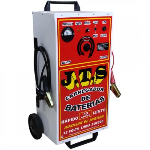 Carregador de bateria 12V